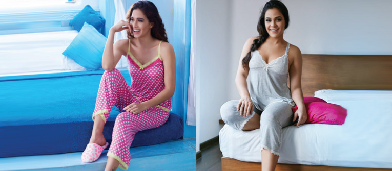 pyjama sets for long and lazy nights