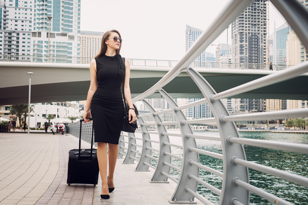 A Stylish Packing List For Women Business Travelers