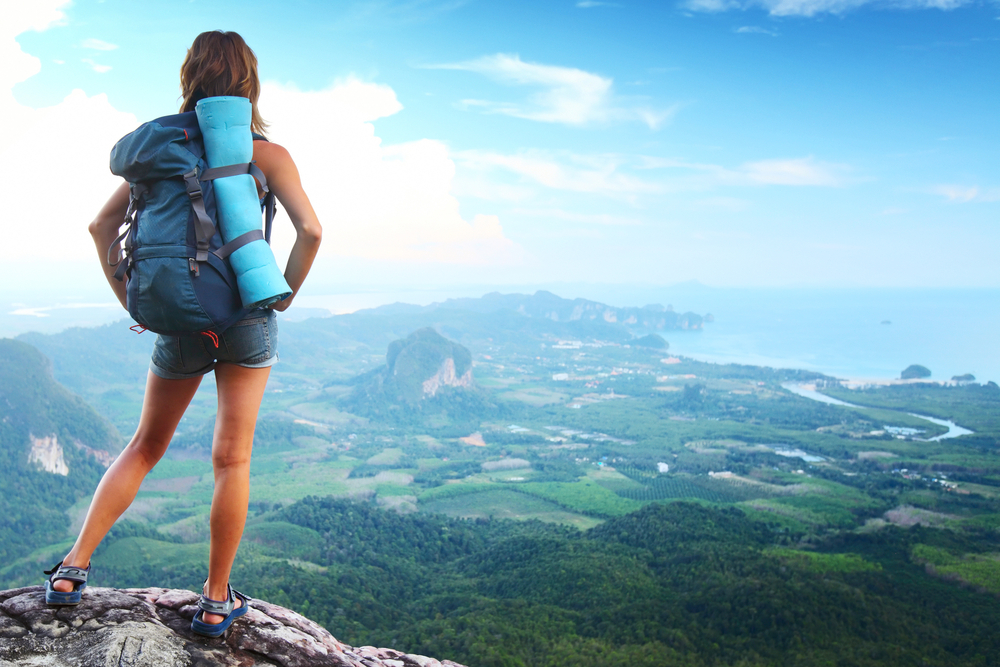 solo travellers guide to staying fit