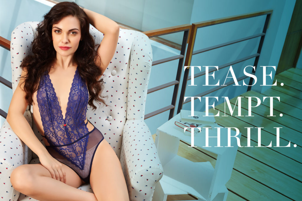 You Can't Help But Drool Over This Sexy Nightwear