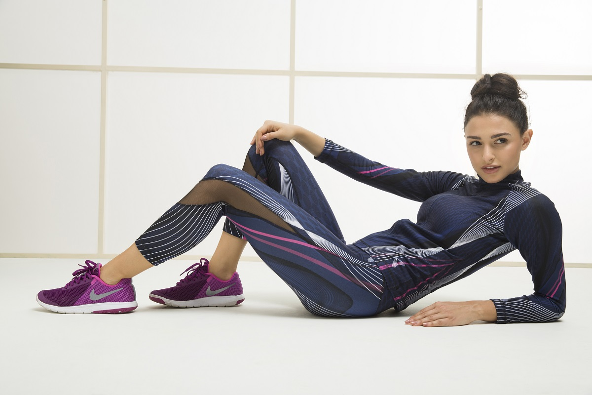 What Your Favourite Celebrities Wear While Working Out