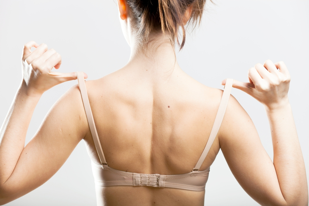 How To Keep Bra Straps From Loosening