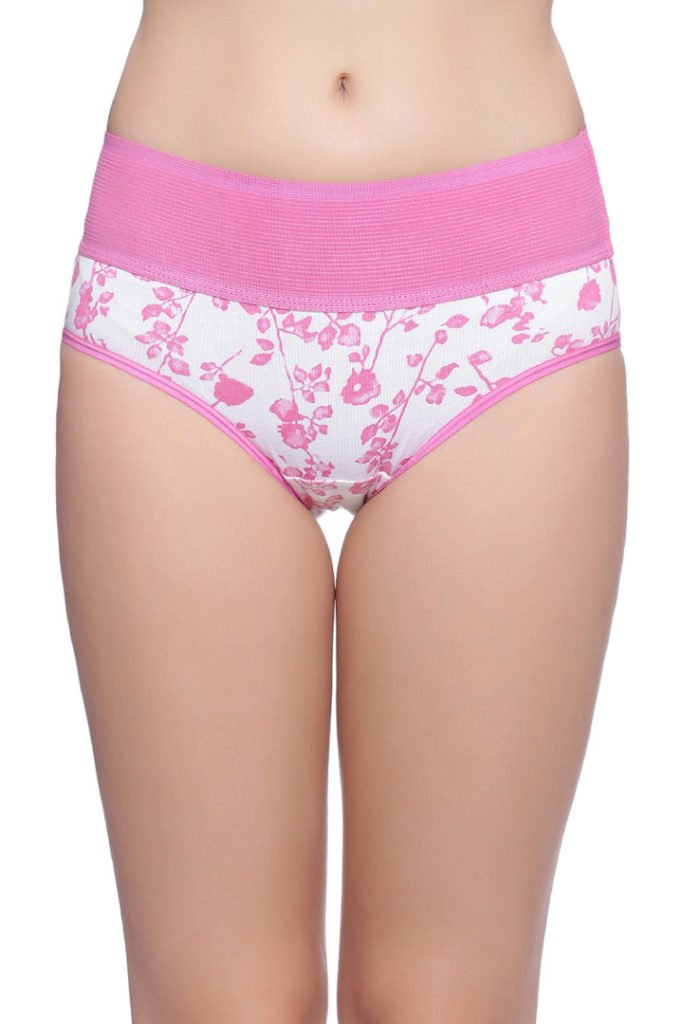 a panty that stays in place
