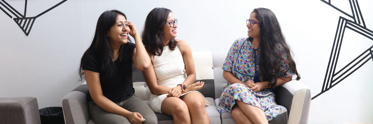 c3781eac5a Join the conversation as six women speak about the reasons they fell in  love with their now favourite bra. Let s see what Team Zivame picked and  what they ...
